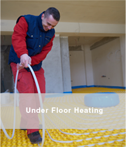 Underfloor Heating Repair
